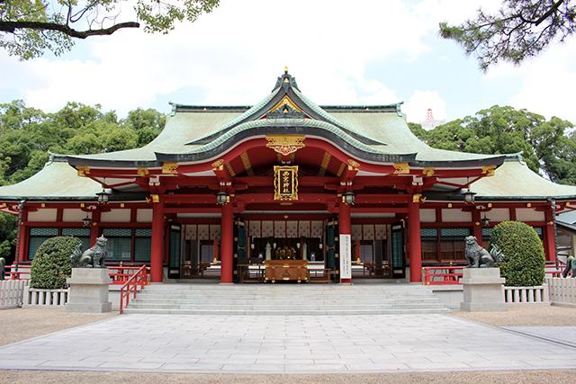 西宮神社について